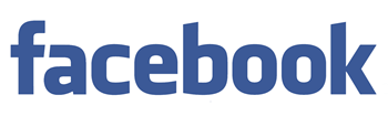 logo text facebook