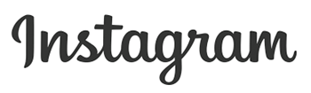 logo text instagram